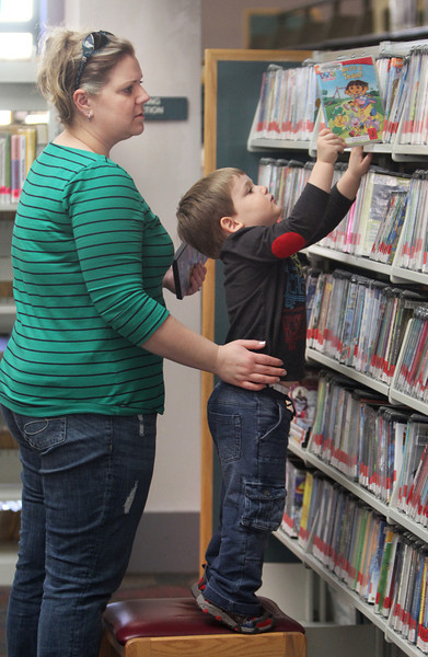 Burlington Library kids videos 012914