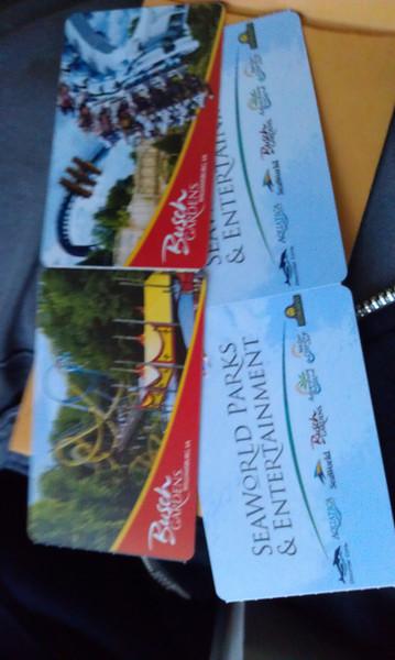 Busch Gardens & Jamestown Field Trip