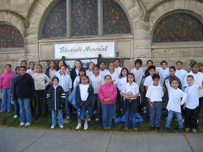 2004 Kidz Choir 4 Corners Outreach