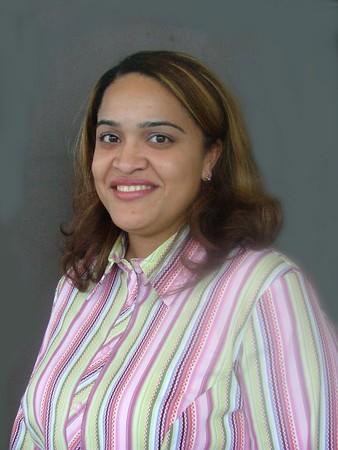 Jessica Reyes, Missionette Assistant Coordinator (2004)