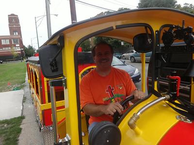 Aug 2014 Train Rides