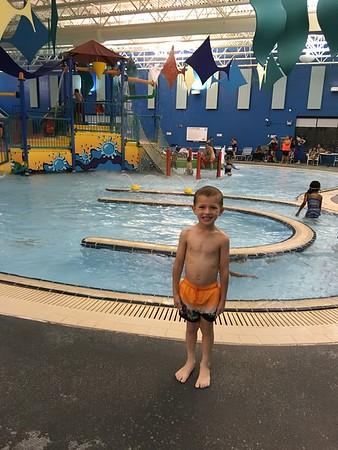 July 2016 Family Splash