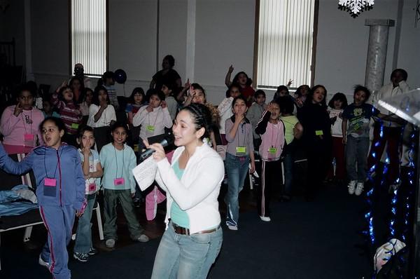 Feb 2005 Girl's Service & Retreat