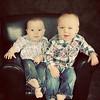 Cade 6 months & Ryder 12 months :