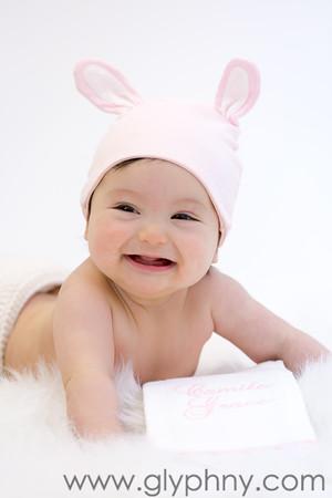 Camila - 4 months