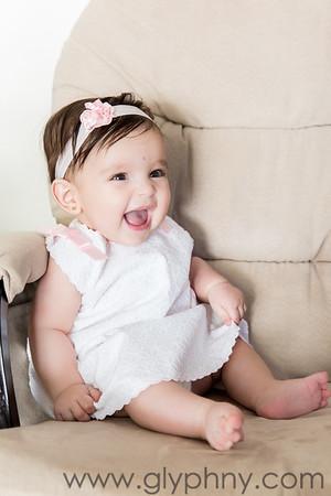 Camila's 6 months
