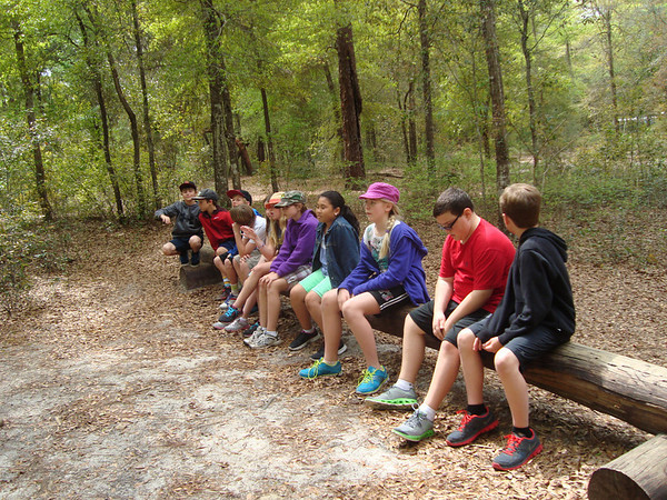 Camp Montgomery - 5th Grade Trip 2013