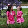 Carley & Chloe-Spring 2009 :
