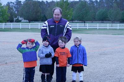 Carter Soccer 2011