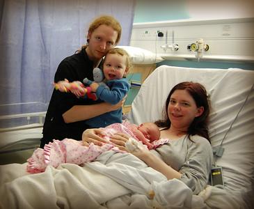 Catherine's Birth