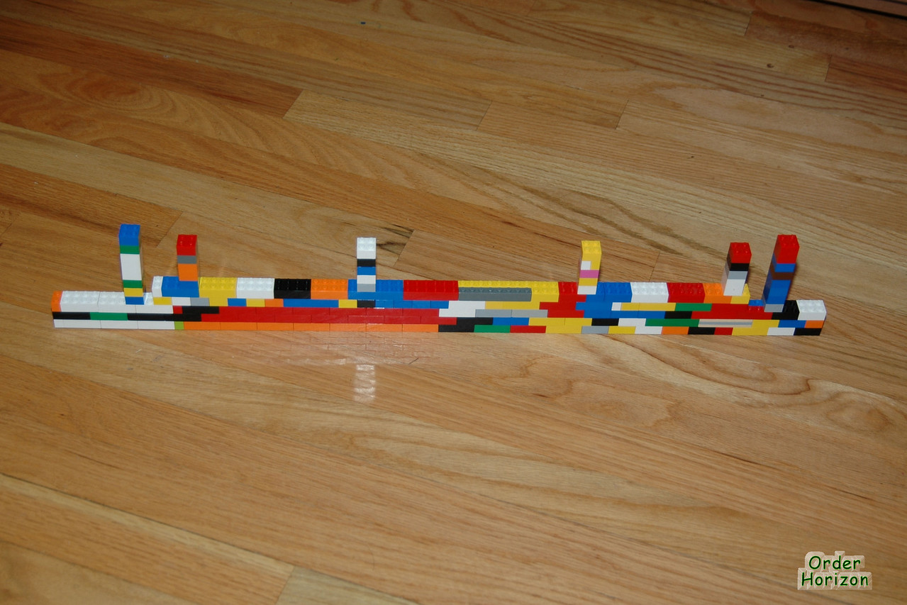The Titanic, by Charles