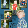 Chase 2 yearscollage
