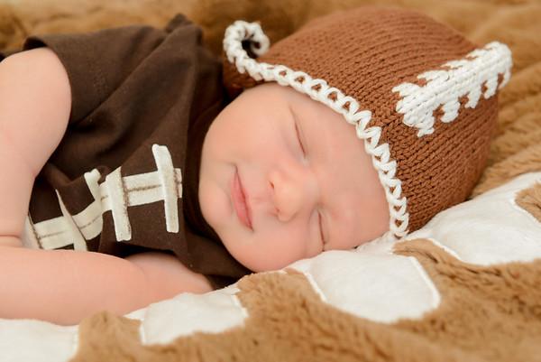 Chase Thomas-Newborn Session