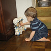 However, Chase was very interested in the ceramic dolls.