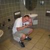 Me on the big-boy potty