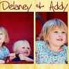 Addy & Delaney Storyboard 1