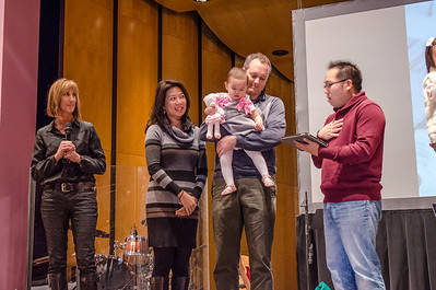Saddleback Irvine Children Dedication - photo by Allen Siu