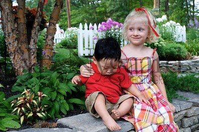 Grace (4) & Micah (1) Lemley  007