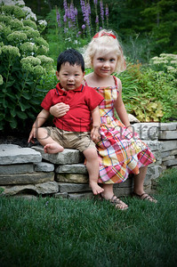 Grace (4) & Micah (1) Lemley  001