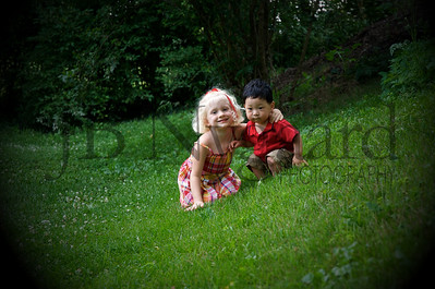 Grace (4) & Micah (1) Lemley  005