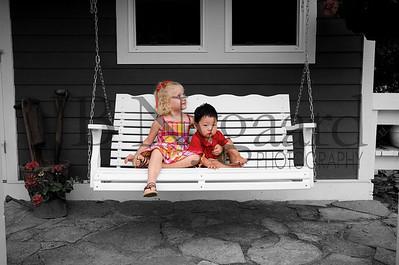 Grace (4) & Micah (1) Lemley  003