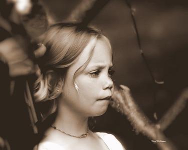 the tear .....