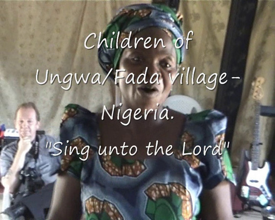 Children of Ungwa/fada village. [2009]