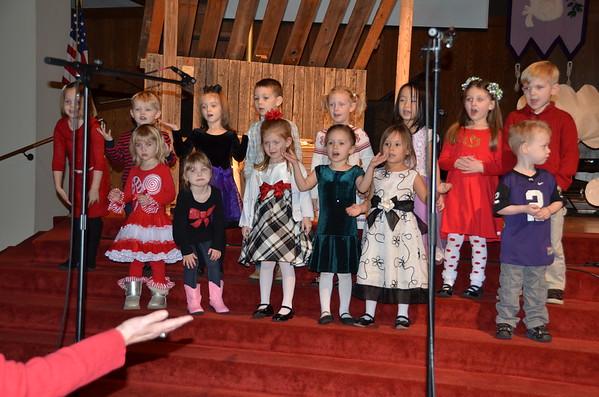 2015 Children's Christmas Musical