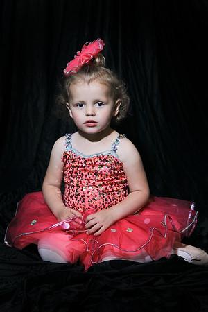 Chloe Dance Custume