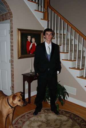 Chris Goes to his Junior Prom