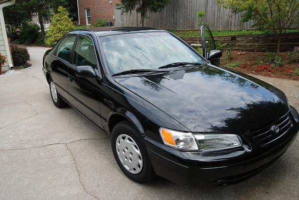 Chris' New Car - 20th Birthday Present