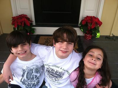 Christmas Photo 2012