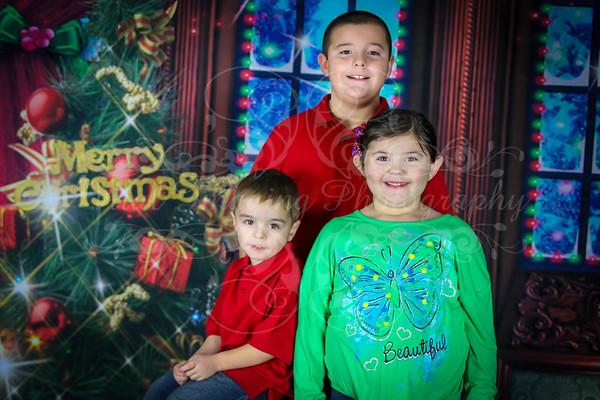 Christmas Portraits Pace/Maynard