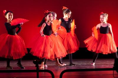 Claire's Ballet Recital