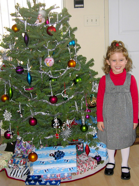 Christmas Claire