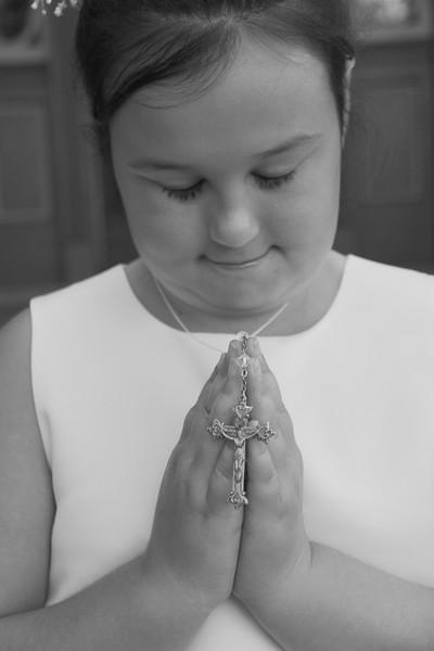 ~Clare's 1st Communion~