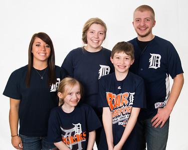 Graves Family 2013