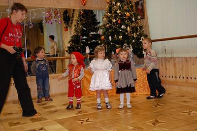 2008-12-24, New Year Party at Club Skazka