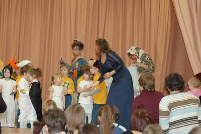 2009-03-15, Farewell to Winter from Children's Club Skazka