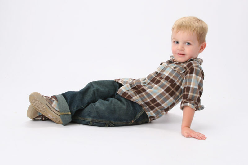 Colby's 2 yr. portraits