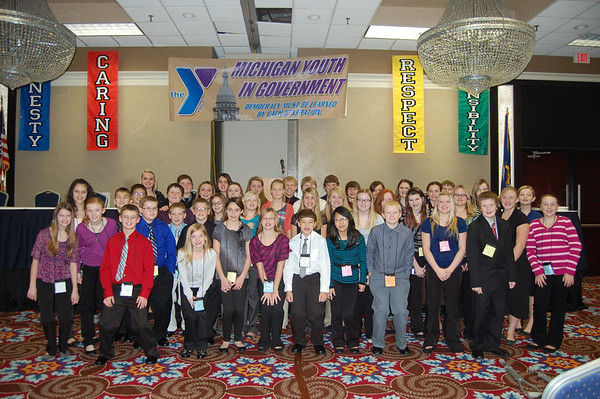 Cole-Youth In Government 2012
