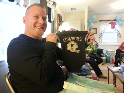 Baby Shower for Stefanie and Graham