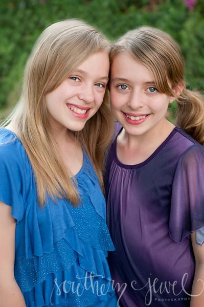 Comb Girls
