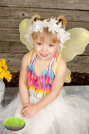 Winner 2-4 year girl