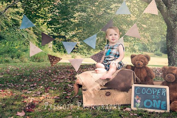 Cooper Turns 1