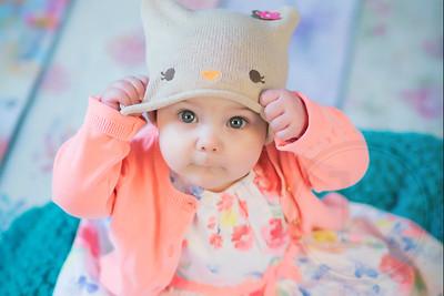 Cora 6 months