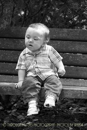 Corbin at the Park