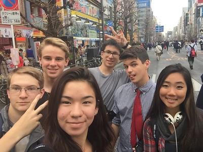 Corey & Jazmin: Japan 2016