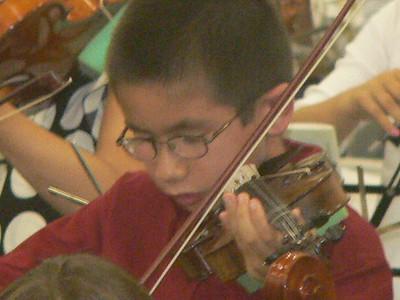Corey's concert 2007