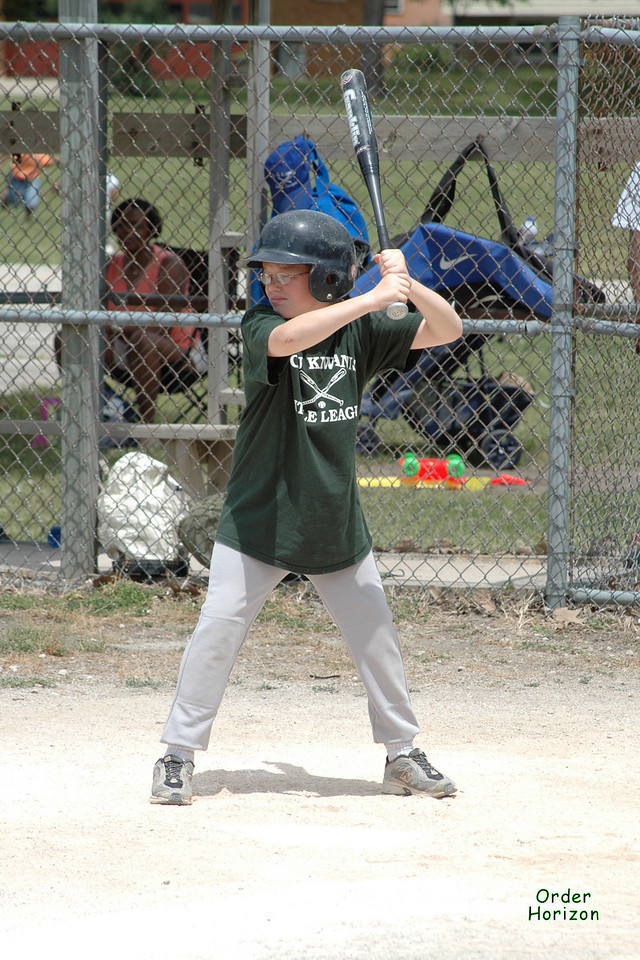 "Jack's Mom says ""you can't have too many pictures of Jack at bat"""